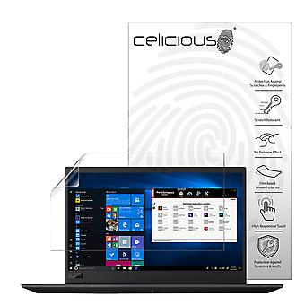 Celicious Vivid Plus Mild Anti-Glare Screen Protector Film Compatible with Lenovo ThinkPad P1 2nd Gen (Non-Touch) [Pack of 2]