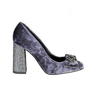 Fontana 2.0 - Shoes - High Heels - CHRIS_GRIGIO-INOX - Women - lightslategray,silver - 39