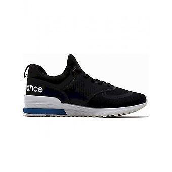 New Balance - Schuhe - Sneakers - MS574PCB - Herren - Schwartz - 41.5
