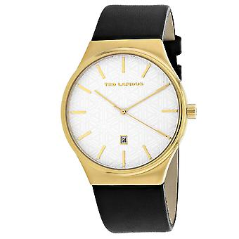 Ted Lapidus Men's Classic White Dial Watch - 5131701