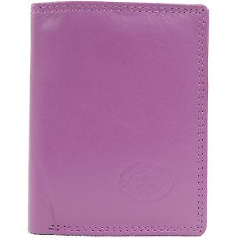 Ladies / Womens / Mens Soft Leather Credit Card / Travel Card / ID / Money Holder