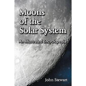 أقمار النظام الشمسي-موسوعة مصورة من جون ستور