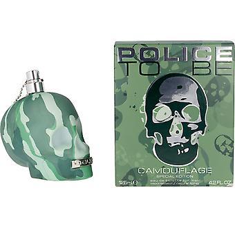 Camouflage de police Edt Spray 125 Ml pour les hommes