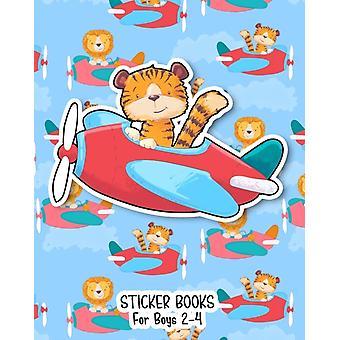 Sticker Books For Boys 24