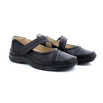 Boulevard Womens/Ladies Extra Wide EEE Fitting Mary Jane Shoes