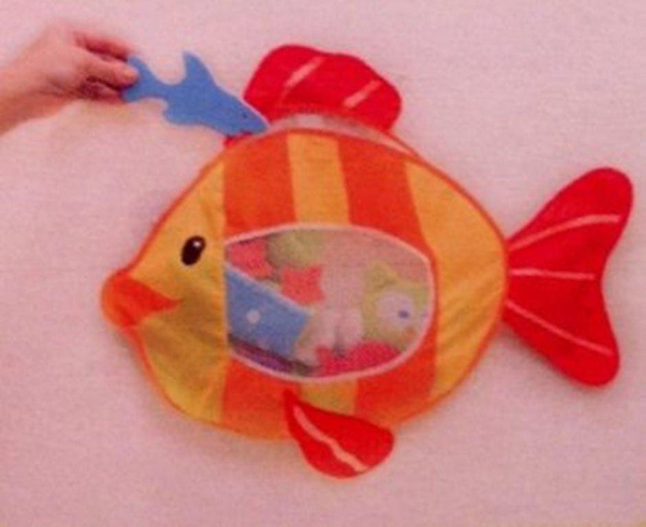Animal Planet Bath Toy Organizer