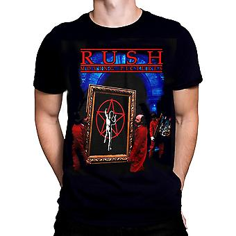 Rush - moving pictures - t-shirt