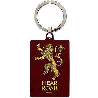 Game Of Thrones Tyrion Metal Keyring