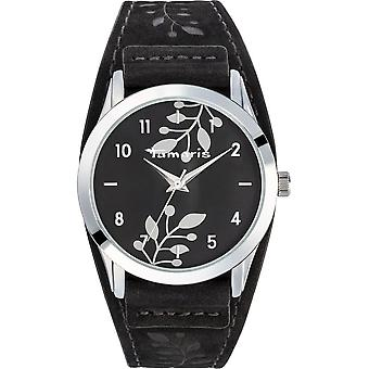 Tamaris - Wristwatch - Alena - DAU 39mm - silver - TW030 - black silver