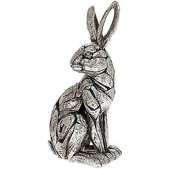 Leonardo Collection Natural World - Hare Sitting Figurine