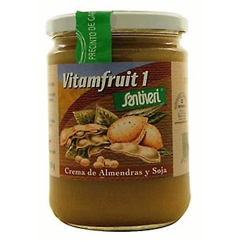 Santiveri Vitamfruit N1  Almond Cream and  Soja 500 g