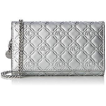 Marc Cain Umh ngetasche - Donna Silver shoulder bags (Silver) 3x9x16 cm (B x H T)