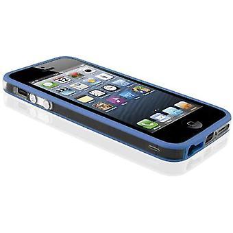 Naztech Bumper Case for Apple iPhone 5/5s (Blue)