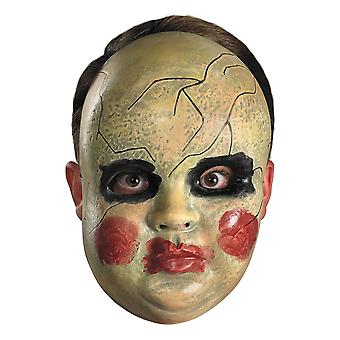 Scary Doll Face Mask
