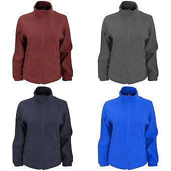 2786 Womens/Ladies Full Zip Fleece Jacket (280 GSM)