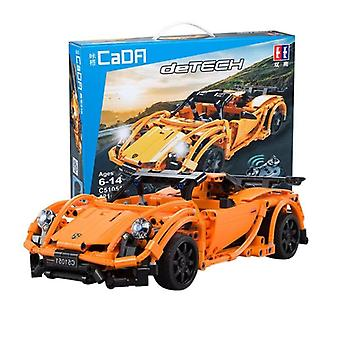 CaDFI, Radio Controlled Car - Orange