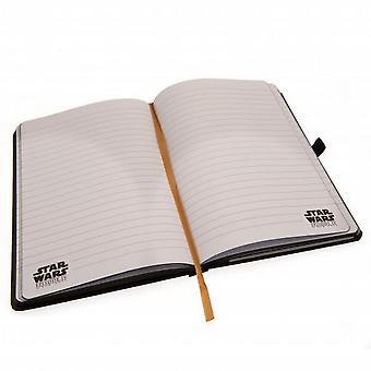 Star Wars Premium VHS Notebook