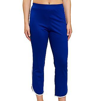 1203260-10425 Femmes-apos;s Pure Royal Blue Loungewear Pantalon Pant
