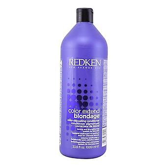Couleur Protecting Conditioner Color Extend Blondage Redken (1000 ml)
