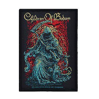 Children Of Bodom Reaper vävda plåster