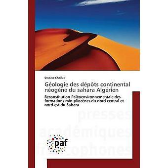 Gologie des dpts continental nogne du sahara Algrien by Chellat Smaine