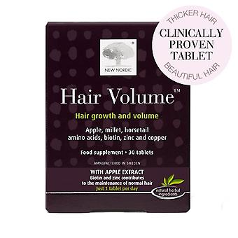 New Nordic Hair Volume Tablets 30 (NLF040)