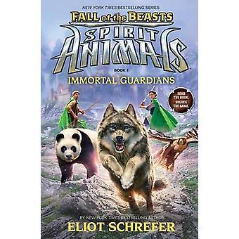 Fall of the Beasts - Livro 1 por Eliot Schrefer - 9781407161136 Livro