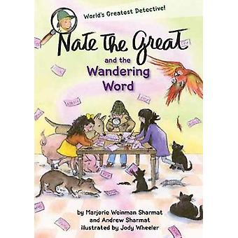 Nate the Great and the Wandering Word by Marjorie Weinman Sharmat - 9