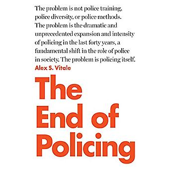 The End of Policing by Alex Vitale - 9781784782924 Book