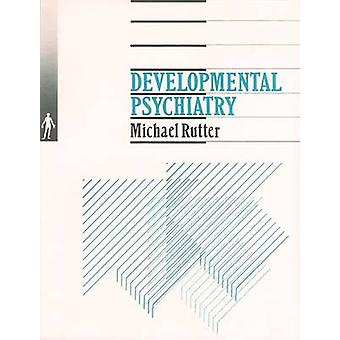 Psiquiatria do desenvolvimento por Michael Rutter - livro 9780880482714