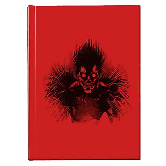 Deathnote Ryuk Shinigami Sketch Hardback Journal