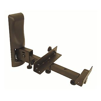 TechBrands Adjustable Speaker Wall Bracket (300mm 20kg)