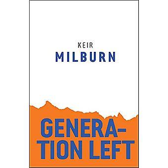 Generation Left by Keir Milburn - 9781509532230 Book