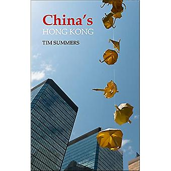 China's Hong Kong by Tim Summers - 9781788210683 Book