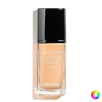 Liquid Make Up Base Vitalumière Chanel/50 - naturel 30 ml