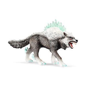 Schleich Eldrador 42452 Snow wolf