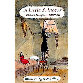 A Little Princess by Frances Hodgson Burnett - 9781847498199 Book