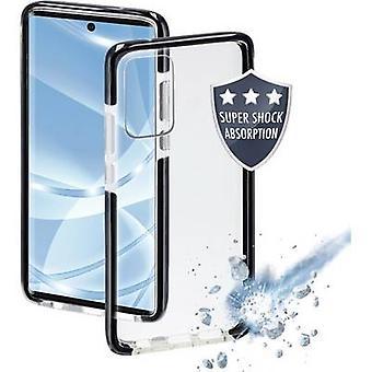 Hama Protector Cover Samsung Galaxy S10 Lite Czarny, Przezroczysty