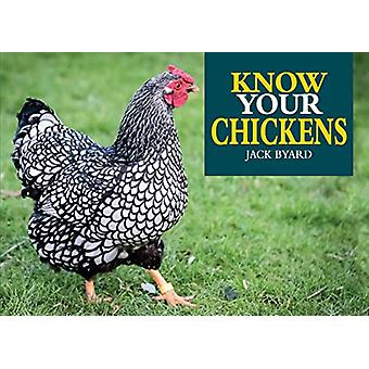 Know Your Chickens by Jack Byad - 9781912158478 Book