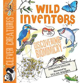 Wild Inventors by Saranne Taylor - 9781911625513 Book