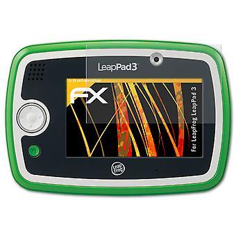 atFoliX 2x Schutzfolie kompatibel mit LeapFrog LeapPad 3 Folie klar&flexibel