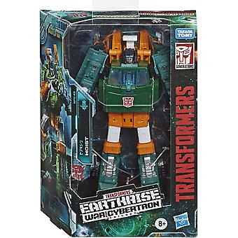 Transformers Hoist Deluxe WFC Series Figure