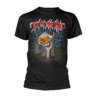 Tankard Die With A Beer Official Tee T-Shirt Unisex
