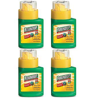 Sparset: 4 x ROUNDUP® LB Plus, 50 ml