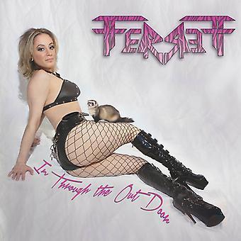 Ferrett - I Även out door [CD] USA import