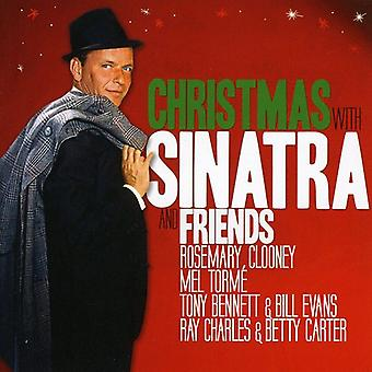 Frank Sinatra - Christmas with Sinatra & Friends [CD] USA import