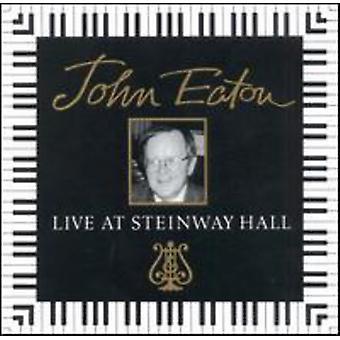 John Eaton - Live at Steinway Hall [CD] USA import