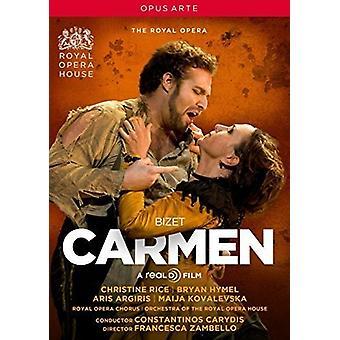 Bizet: Carmen [DVD] USA import