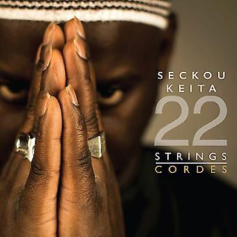 Seckou Keita - 22 importación USA cuerdas [CD]