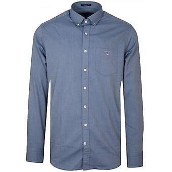 GANT Perzische Blauwe Oxford Regular Shirt